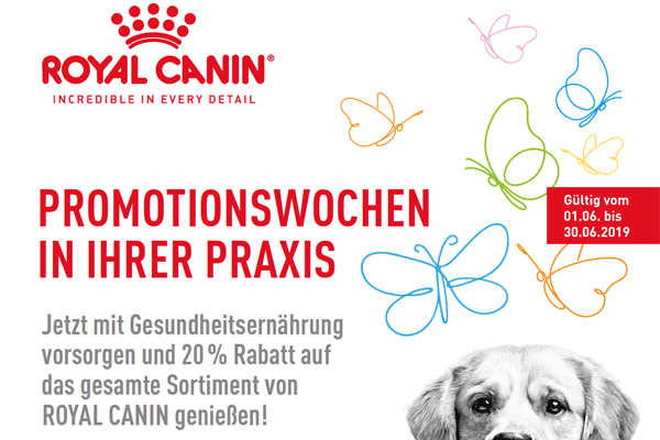 Royal Canin Tierfutter