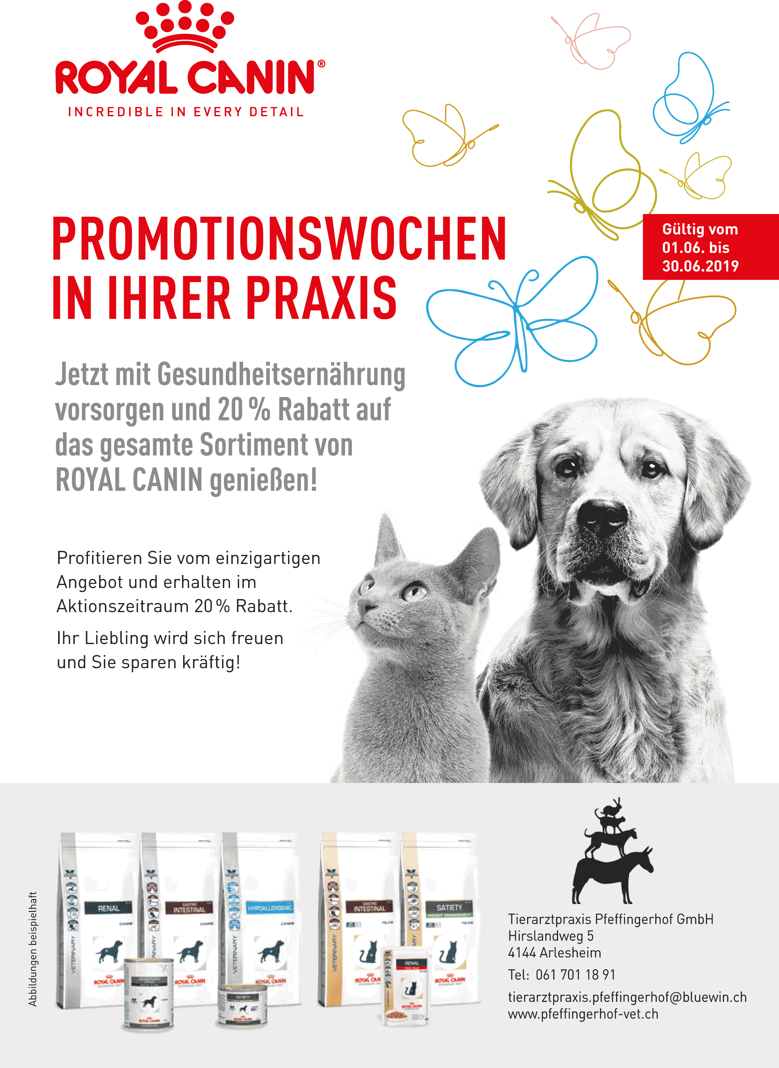 Tierarztpraxis Pfeffingerhof Aktuelles